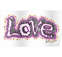 Graffiti Love 1 Poster