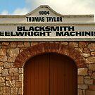 Elements of Terowie, South Australia by Joe Mortelliti