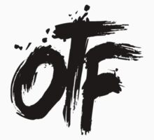 OTF Black on White (Small) by jakeee