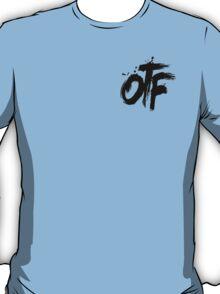 OTF Black on White (Small) T-Shirt