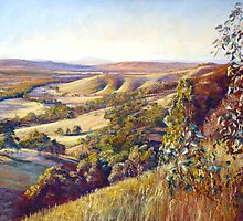 Towards Puckapunyal by Lynda Robinson