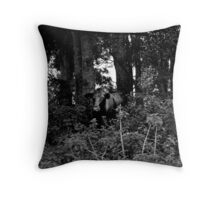 untitled #118 Throw Pillow