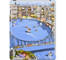 Under the bridge iPad Case/Skin