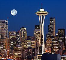Sleepless in Seattle by Inge Johnsson