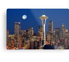 Sleepless in Seattle Metal Print