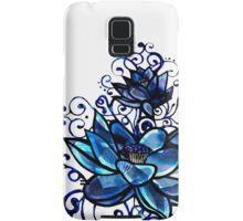 Blue Lotus Samsung Galaxy Case/Skin