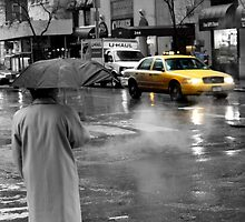 Rainy NYC (USA) by BGpix