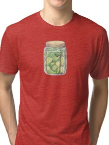 Pickle Jar heaven Tri-blend T-Shirt