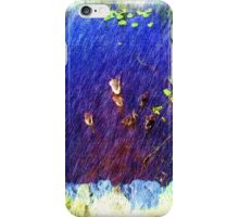 duck swiming in a pond iPhone Case/Skin