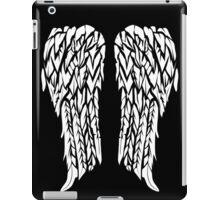 Biker Wings Funny TShirt Epic T-shirt Humor Tees Cool Tee iPad Case/Skin