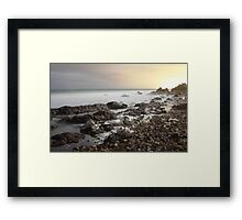 Hallet Cove - rocky outcrop Framed Print