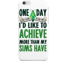 The Sims iPhone Case/Skin
