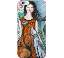 Song of new beginnings iPhone Case/Skin