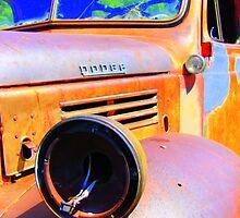 Dodge - Forgotten Beauties Collection - Montana by Monica DeShaw