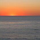 leucadia sunset by Bruce  Dickson