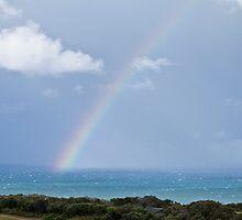 Ocean Rainbow by Katoosi