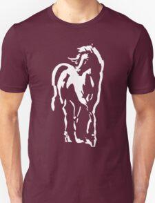 stallion on dark tee T-Shirt