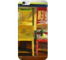 The Chairs iPhone Case/Skin