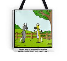 Weight Conscious Tote Bag
