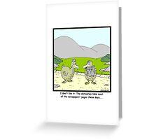 Dodo News Greeting Card