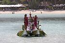 Bridal Girls In Rarotonga by coffeebean