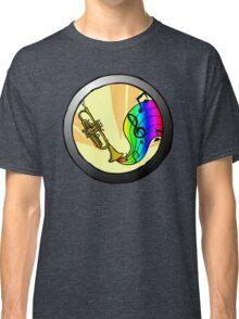 Rainbow Trumpet Classic T-Shirt