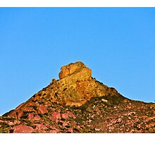 The crown of Kamieskroon. Kamieskroon, Namaqualand, South Africa Photographic Print