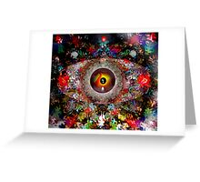Love Surrender Devotion Greeting Card