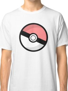Pokeball - Catch them all! Classic T-Shirt