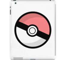 Pokeball - Catch them all! iPad Case/Skin