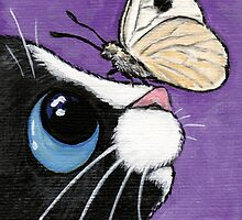 Baby and the Large White by Lisa Marie Robinson