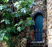 Hobbit's house, St Tropez by BronReid