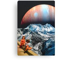 We Float Canvas Print