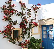 Mediterranean Home by Katy Pryor