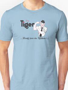 TIGER FIBEL Unisex T-Shirt