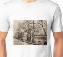 Tribute to Ansel Adams Unisex T-Shirt