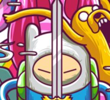 Adventure Time Sticker