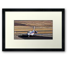 Bombardier BD-700-1A11 Global 5000 Framed Print