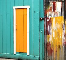 Yellow Door by Jenni Greene
