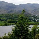 Coniston Water view from John Ruskin's house by BronReid