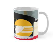 Retro Racing Car Drivers Mug