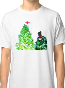 Snow Fall Classic T-Shirt