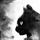 Cat by InkGirl