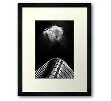#1 Framed Print
