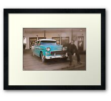 Cruise muse..... Framed Print