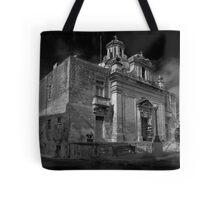 Siggiewi Old Parish Church Tote Bag