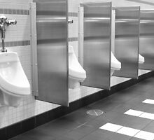 Urinals by Philip Werner
