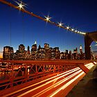 Brooklyn Bridge by J.Matthew Kianka