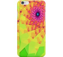 Outline Flowers iPhone Case/Skin
