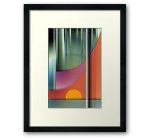 #10 Framed Print